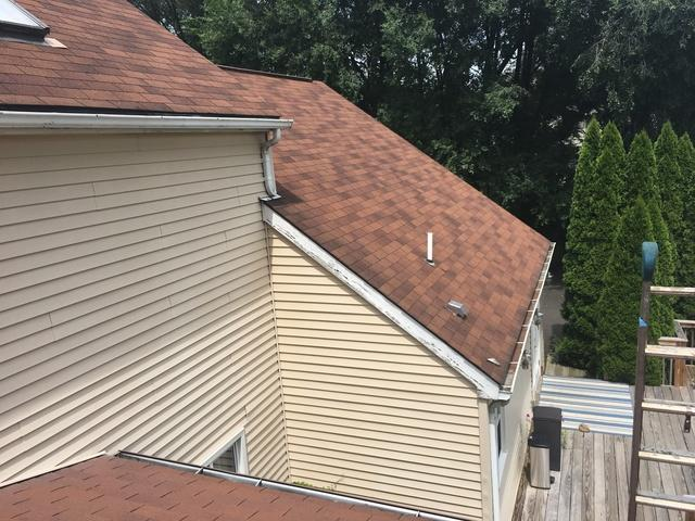Standing Seam Metal Roof Installation in Washington, NJ