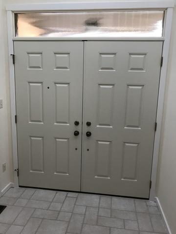 ProVia Heritage Fiberglass Door Installation in Princeton, NJ