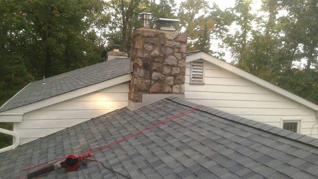 Owens Corning Duration Shingle Roof Installation in Phoenixville, PA