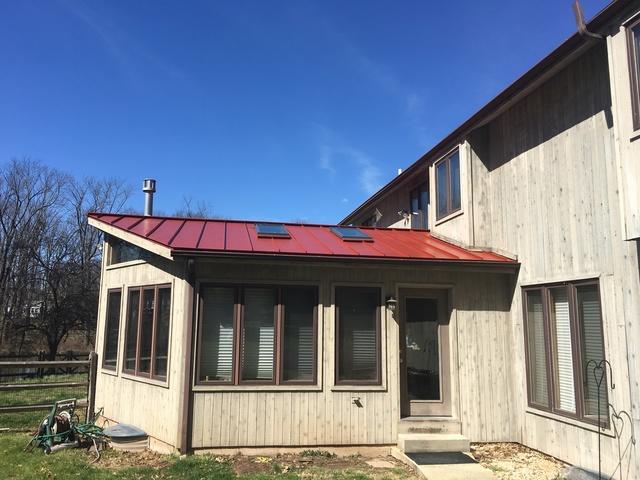 Standing Seam Metal Roof Custom Installation in Coopersburg, PA