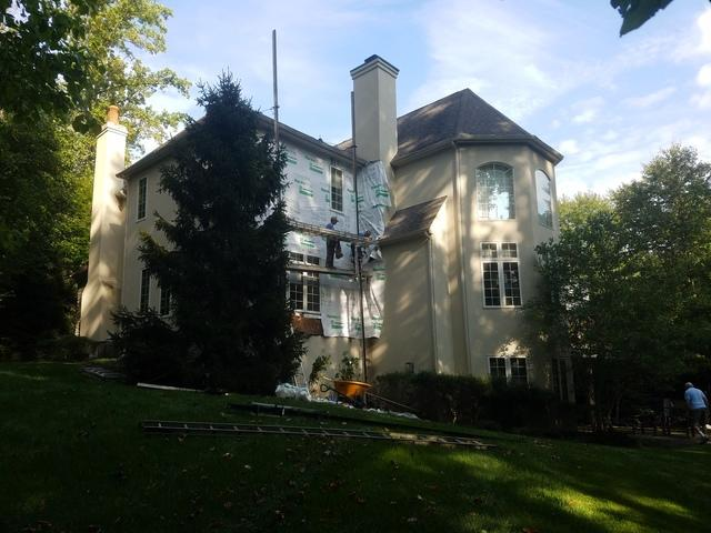 James Hardie Fiber Cement Plank Installation in Ambler, PA