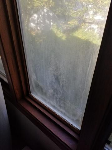 Marvin Infinity Everwood Casement Window Installation in Philadelphia, PA