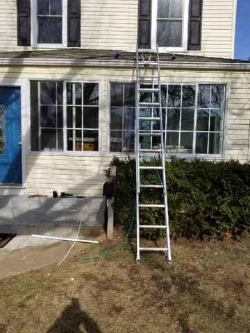 Marvin Infinity Slider Window with SDLs Installation in Madison, NJ