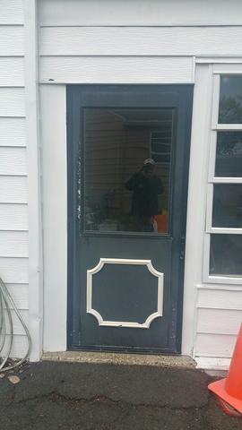 ProVia Fiberglass Door Installation in Langhorne, PA