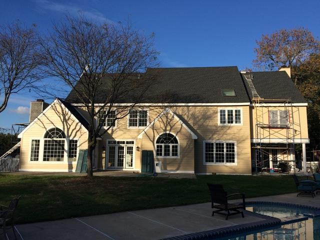 James Hardie Fiber Cement Planks and Stucco Replacement in Phoenixville, PA - After Photo
