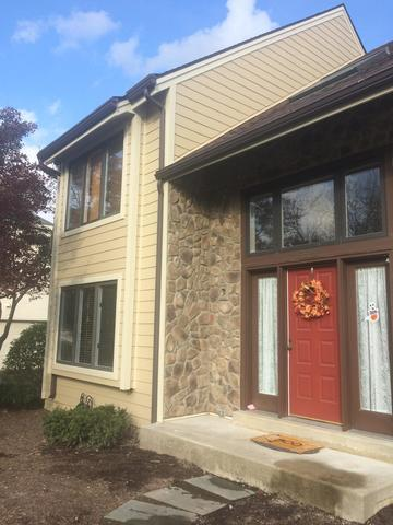 James Hardie Fiber Cement Plank and ProVia Old Dominion Field Stone Siding Installation in Wynnewood, PA