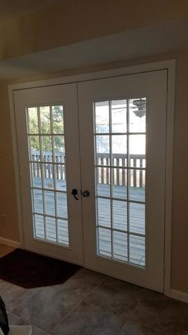 Marvin Integrity French Inswing Patio Door Installation in Wayne, PA