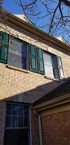 Marvin Infinity Double Hung with Grilles Installation in Morristown, NJ