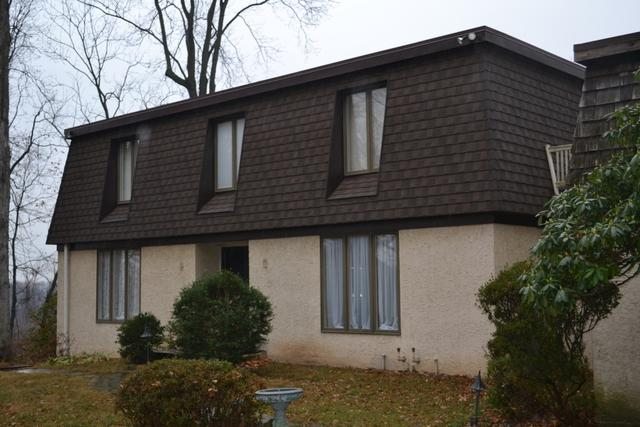 Desert Sand Metal Shingle Roof Installation in Malvern, PA - After Photo