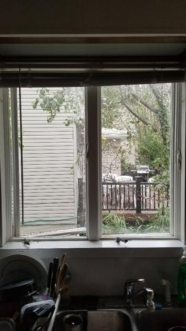Custom Marvin Infinity Double Hung Window Installation in Fort Lee, NJ