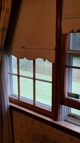 Marvin Infinity Double Hung Window Installation in Leona, NJ