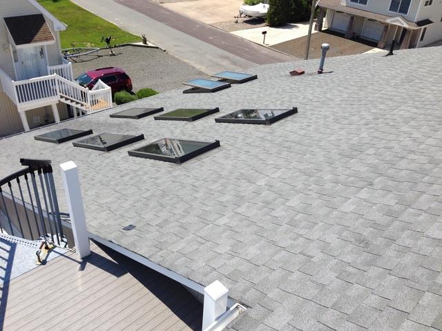 Standing Seam Metal Roof Installation in Little Egg Harbor, NJ