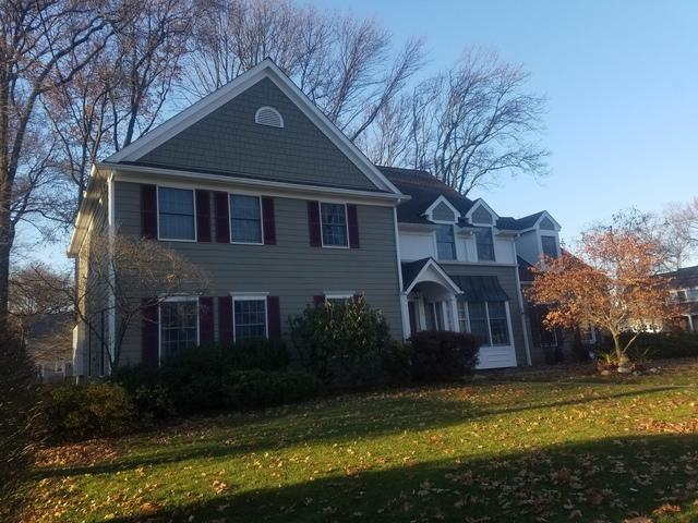 Fiber Cement Vertical, Plank, and Shake Installation in Westfield, NJ