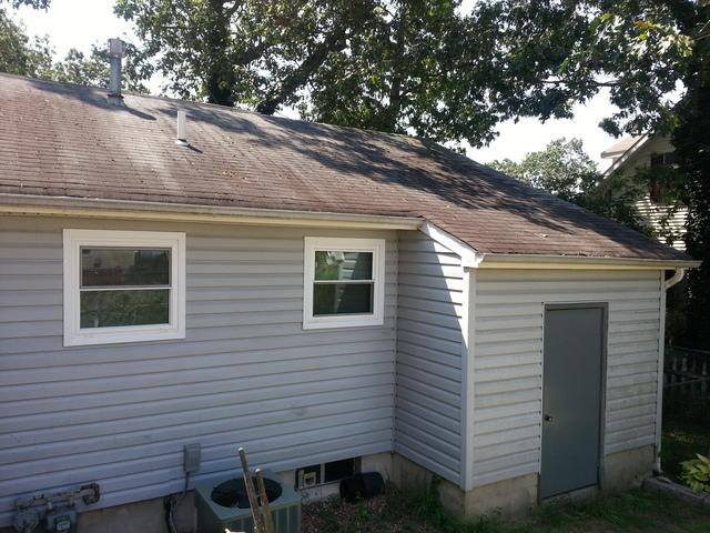 Desert Sand Granite Ridge Metal Shingle Roof Installation in Browns Mills, NJ