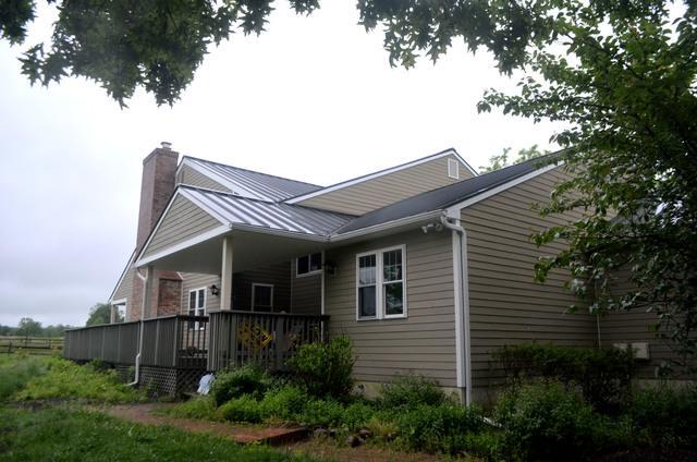 Standing Seam Metal Roof Installation in Medford, NJ
