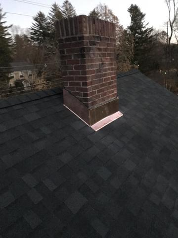 Shingle and Flashing Installation in Princeton, NJ