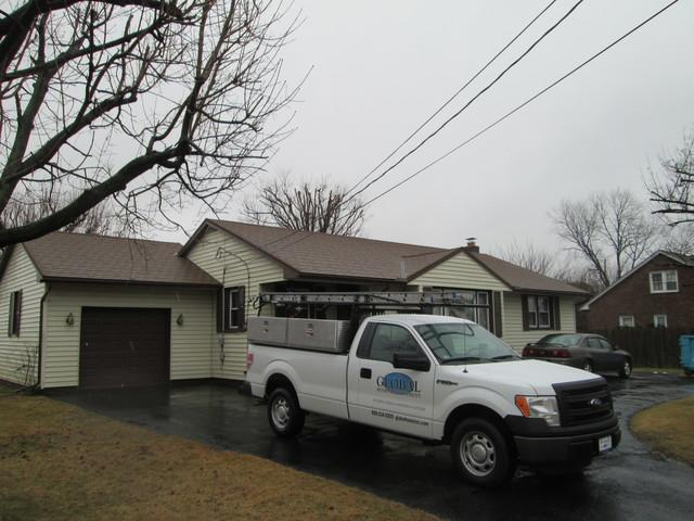 Replacing Storm-Damaged Shingles with Metal Shake Roof in Gibbstown, NJ - After Photo