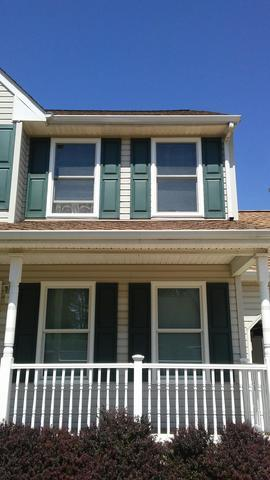 Replacing Vinyl Windows with Bad Springs with Energy Efficient, Durable Marvin Infinity Fiberglass Windows in Langhorne, PA