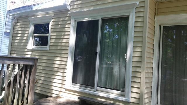 Replacing 50-Year-Old Wood Windows, Patio Door, and Siding with Marvin Infinity Windows and GlobalTech Insulated Vinyl Siding in Verona, NJ