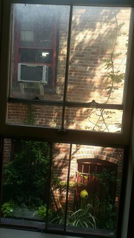 Replacing Drafty Wood Windows with New Marvin Infinity Fiberglass Windows in Jersey City, NJ