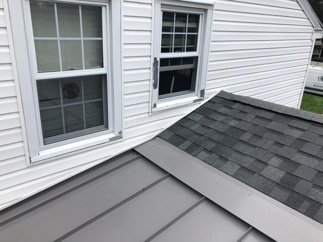 Owens Corning Shingles and Standing Seam Metal in Churchville, PA