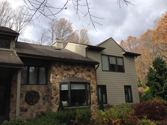 Replacing Cedar Siding with Fiber Cement Planks in Downingtown, PA