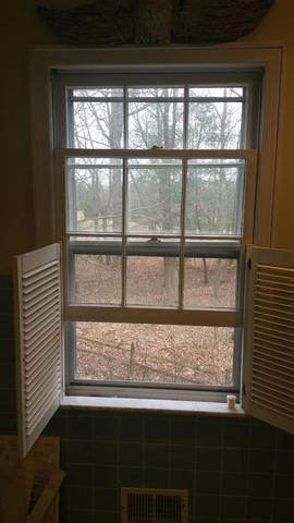 Replacing Old Wood Windows with Marvin Infinity in Florham Park, NJ