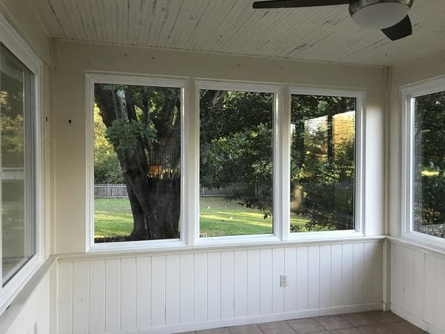 GlobalTech High-Quality Vinyl Picture Window Install in West Windsor, NJ