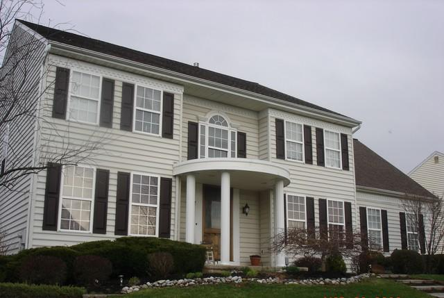 Replacing Original Asphalt Roof and Old Windows with Standing Seam Metal and Fiberglass in Collegeville, PA