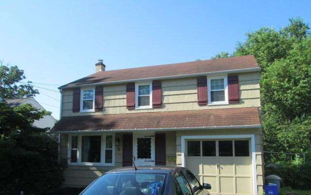 Replacing Wood siding with Vinyl Dutch Lap and Replacing Asphalt Shingles in Hatboro, PA