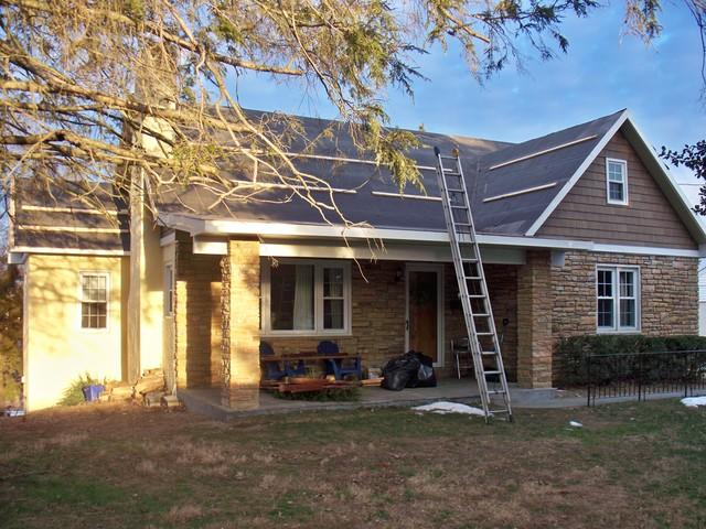 Installing Custom Standing Seam Metal Roof in Feasterville, PA