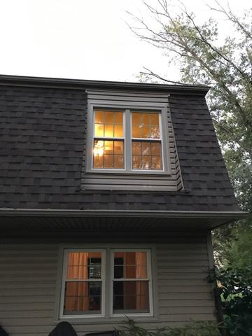 Replacing Swollen, Difficult to Operate Wood Windows with Infinity Fiberglass Windows in Hatfield, PA