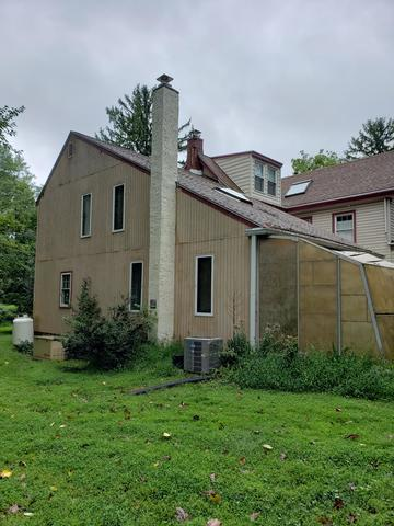 Installing Siding Over T1-11 Wood Siding in Glen Mills, PA