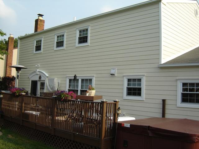 Replacing Aluminum Siding with Sail Cloth James Hardie Planks in Blue Bell, PA