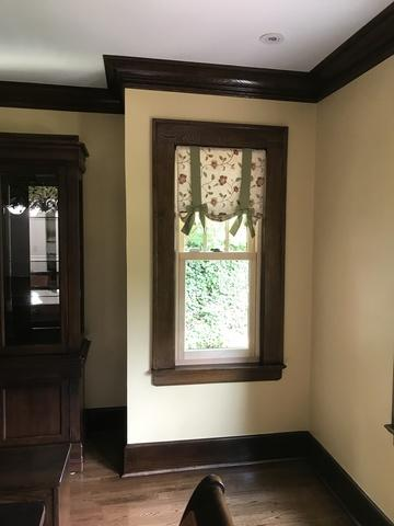 Updating Wood Windows to Marvin Ultimate Windows with Bare Pine Interior in Glen Ridge, NJ