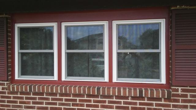 Replacing Old Windows with Custom GlobalTech Vinyl Windows in Edgewater Park, NJ