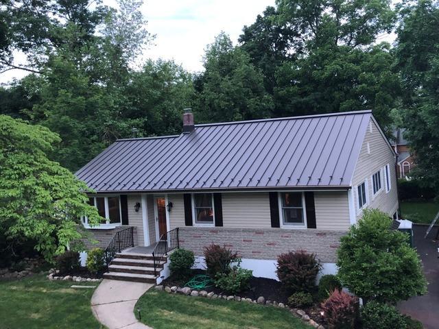 Replacing 10-Year-Old Asphalt Shingles with Standing Seam Metal Roof in Mahwah, NJ