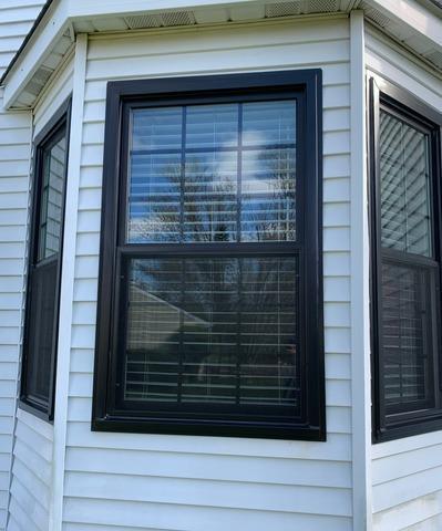 Replacing Difficult to Operate Aluminum Windows with Infinity Fiberglass Windows in Marlboro, NJ