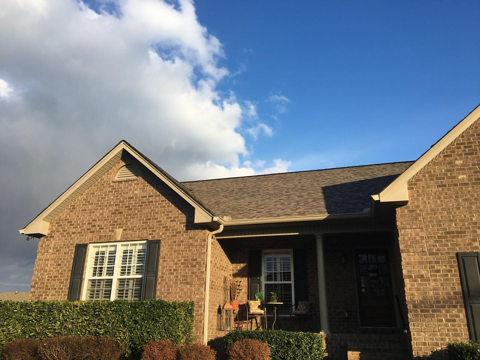 Roof Replacement Done in Gallatin, TN - After Photo