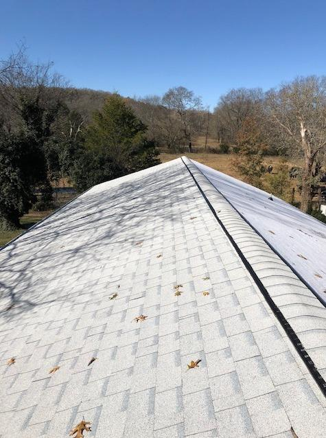 Hartsville, TN Roof Replacement, Owens Corning Shasta White - After Photo