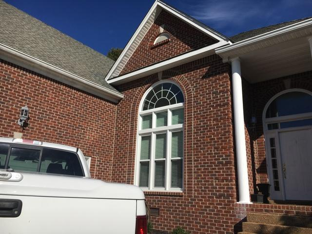 Roof Hail Damage in Hermitage, TN - Before Photo