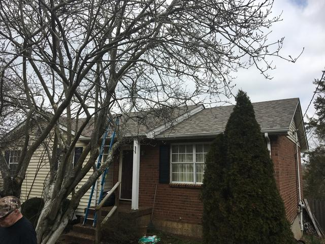 Hermitage Roof Replacement