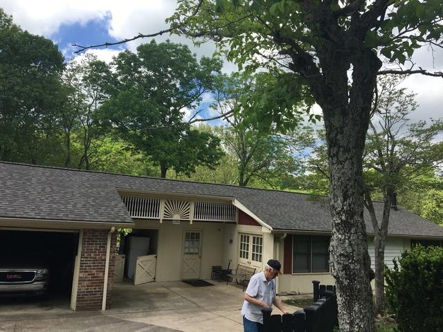 Goodlettsville Wind damage roof replacement - After Photo