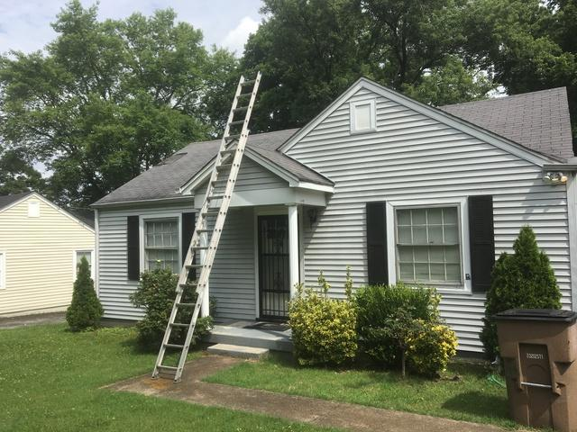 Roof Replacement in Nashville