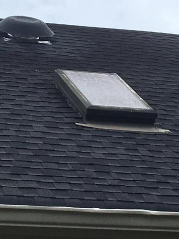 Franklin, TN Skylight Installation