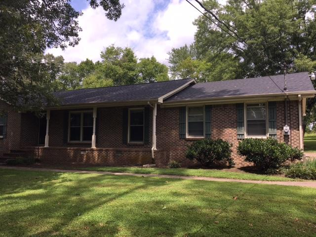 Murfreesboro Roof Replacement in Charcoal Black