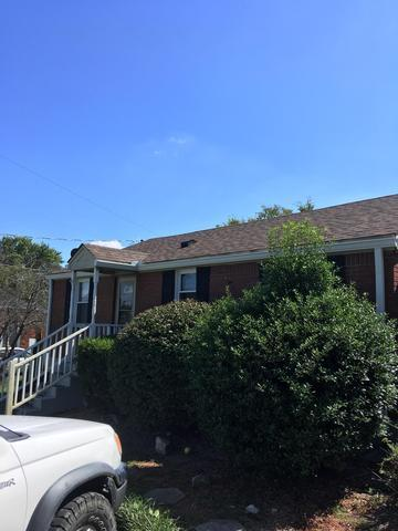 New Roof Replacement in Greenbrier, TN