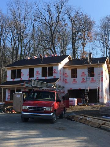 Antioch, New Construction, Owens Corning Driftwood 4