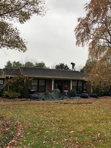 Franklin Roof Replacement Owens Corning