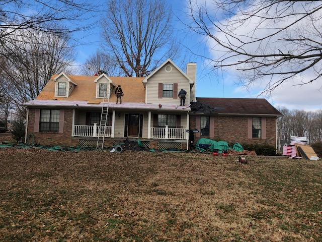 White House, Owens Corning Driftwood, Roof Replacement